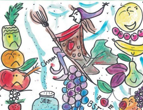 Die Hexe geht um! Früchte und Beeren in der BoE