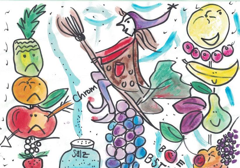 Satt & Selig - Früchte und Beeren