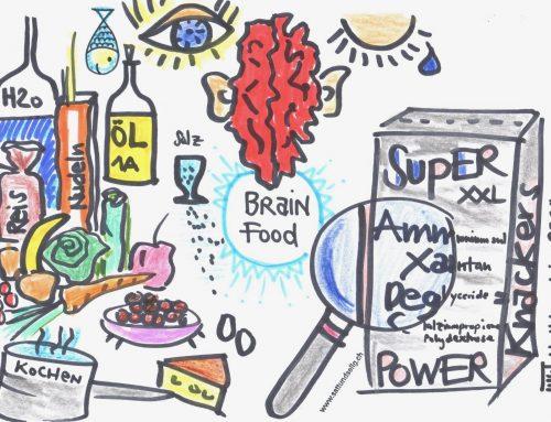 Brain Food: die Wirkung der Nahrungsmittel auf Hirn und Emotionen